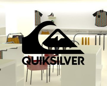 Quiksilver showroom